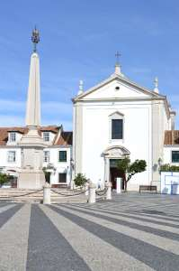 Plaza de Vila Real de San Antonio (Portugal)